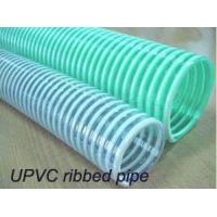 Buy cheap UPVC ribbed pipe extrusion machine from wholesalers
