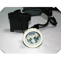 Buy cheap KL5LM-B 10000lux Miner's Caplamp , Mining Caplamp from wholesalers