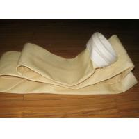 Buy cheap heat reisistant air industry dust filter cloth / bag used in cement factory from wholesalers
