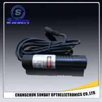 Buy cheap 405nm 450nm 100mW 200mW Blue Laser Module Dot Line Cross 9*23mm,10*30mm,12*40mm,16*70mm or Customer Size Made in China from wholesalers