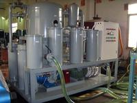 Buy cheap Multi-function highly vacuum transformer oil regeneration purifier, oil recycling, oil treatment, oil filter from wholesalers