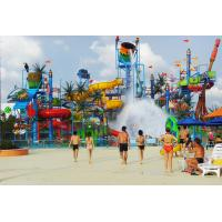 Quality Fiberglass Spiral Water Slide for sale