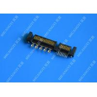 Buy cheap Male SFF 8482 Serial Attached SCSI SAS Connector 29 Position LCP Insulator product