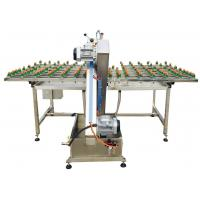 Buy cheap Used Manual Glass Grinding And Polishing Equipment , Glass Belt Grinding Machine from wholesalers