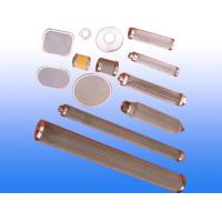 Buy cheap Filter components from wholesalers