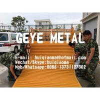 Buy cheap Polyester Mesh type Traction Mats, Vehicle Self Recovery Mats, Vehicle Mobility Mat from wholesalers