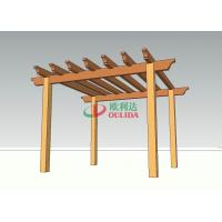 High Grade Home Depot Cedar Pergola Kits , Weather Resistant Custom Pergola Kits