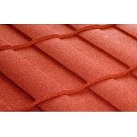 Buy cheap Eco-friendly Metal Double Roman Roof Tiles Spanish Tile Roof from wholesalers