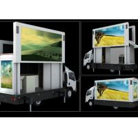 Buy cheap Waterproof IP65 60HZ Truck Mounted LED Display PH10mm 1/4 Scan For Rental from wholesalers