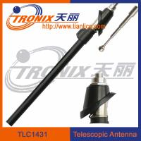Buy cheap 4 sections mast car telescopic antenna/ am fm radio car antenna TLC1431 product