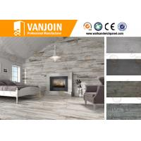 Buy cheap Energy Saving Flexible Ceramic Tiles With Modified Mineral Powder Material , Level A1 from wholesalers
