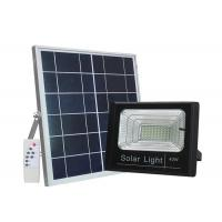 Buy cheap 6000Lm Led Flood Light With Solar Panel Waterproof IP65 White Light For Garden from wholesalers