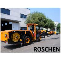 Buy cheap Hydraulic Top Hammer Drilling Jumbo Borehole Drilling Equipment for Underground Mining Projects from wholesalers