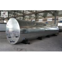 Buy cheap Large Asphalt Heating Tank With Galvanized Sheet Serpentine Heating Coils Heating from wholesalers