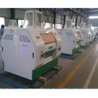 Buy cheap Eco - Friendly Large Flour Mill Wheat Roller Flour Mill Machinery Low Noise from wholesalers