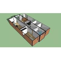 Buy cheap Fast Moving Luxury Container House , Economic Affordable Modern Prefab Homes from wholesalers