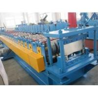 Buy cheap Standing Seam Metal Roofing Panel Roll Forming Machine with Chain Transmission from wholesalers