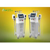 Buy cheap LEADBEAUTY cryolipolysis fat freeze slimming machine with 5 handles product