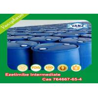 Brown Oil Sitagliptin Intermediate Pharmaceutical Ingredients CAS 764667-65-4