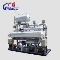 Buy cheap electric thermal oil heater for heating reactor from wholesalers
