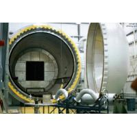 Buy cheap Pressure Impregnation Industrial Composite Autoclave For Wood Industry ISO ASME Listed product