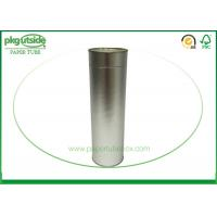 China Custom Wine Cylinder Packaging , High End Wine Bottle Packaging Boxes on sale