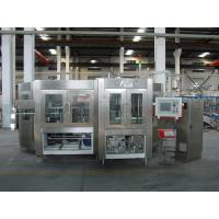 Buy cheap Mineral Water / Cola Carbonated Drink Filling Machine For PET Bottle from wholesalers