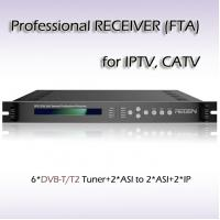Buy cheap DVB-S2 Professional Receiver QPSK 8PSK Demodulator from wholesalers