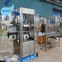 Buy cheap Automatic Shrink Sleeve Labeling Machine/Bottling Labeling Machine from wholesalers