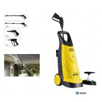 Buy cheap Portable high pressure car washer 1400w / 1600w / 1800w handle reel from wholesalers