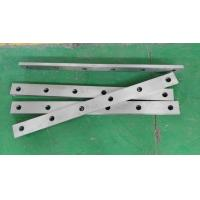Buy cheap High Speed Steel Cutting Blade / Metal Rotary Shear Blades For Cut Sheet Metal from wholesalers