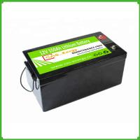 Buy cheap Lithium ion Batteries 12V 150Ah Lifepo4 Rechargeable Solar Storage Battery Pack from wholesalers