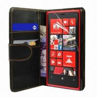 Buy cheap Credit Cards Wallet Leather Case Cover for Nokia Lumia 920 from wholesalers