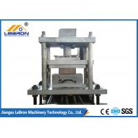 Buy cheap Grey color high hydraulic cut type door shutter roll forming machine full automatic 2018 new design from wholesalers
