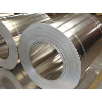 Buy cheap Transparent Lacquer Coated Aluminium Foil H14 Temper For Flip Off Caps from wholesalers