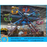 Buy cheap Mini Merry Wheel for sale kiddy rides family amusement park rides from wholesalers