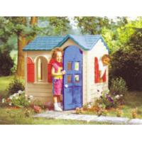 Buy cheap Outside Timber Child Play Garden Cubby House Village Cottage from wholesalers
