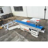 Buy cheap woodworking machine format sliding table saw panel for wood cutting from wholesalers