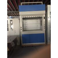 Buy cheap Best Selling Steel Laboratory Furniture 1800*850*2350mm CE certificated Standard Integrated Type Lab Fume Hood product