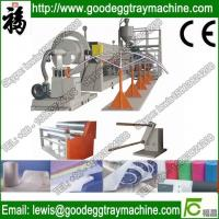 Buy cheap Foam Flooring Underlay (EPE Series) Making machinery(FCFPM-170) from wholesalers