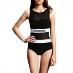Buy cheap One Piece Swimsuit swimwear and beachwear sexy sheer bikini beachwear from wholesalers