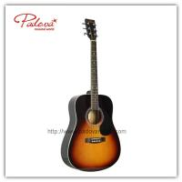 "Buy cheap 41"" Spruce top Acoustic Guitar for Beginners from wholesalers"