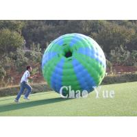 Buy cheap Amazing Outdoor Inflatable Roller Zorb Ball with PVC from wholesalers