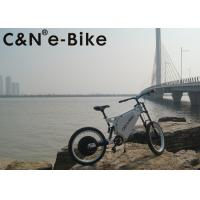 Buy cheap Stealth Bomber Long Range Off Road Electric Motocross Bike With KMC Chain product
