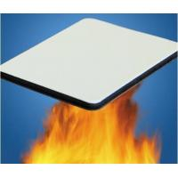 Buy cheap 4mm A2 B1 Fireproof Acm Panels Decoration Aluminum Composite Material from wholesalers