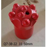 Buy cheap Alloy Steel 7 Degree 38mm Tapered Bit from wholesalers
