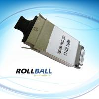 Buy cheap 1310nm 1000BASE-LX / LH Long Haul Singlemode / Multimode GBIC Transceiver Module from wholesalers