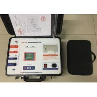 Buy cheap Portable 10A DC Transformer Testing Machine High Precision Easy Operation from wholesalers