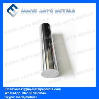 Buy cheap K10/K20/K30 Grounded Tungsten Carbide Round Bars for Making Tools from wholesalers