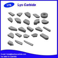 Buy cheap Series 89 cemented carbide brazed tips from wholesalers